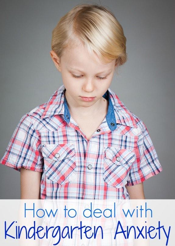 10 Ways to Ease Kindergarten Anxiety