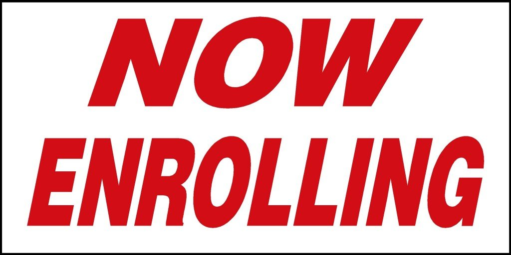 Now Enrolling Toddlers & Preschool Age Children!