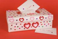 Valentine Card Collection Box