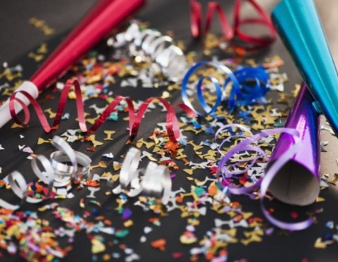 Ten Fun New Year's Facts & Traditions