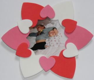 Heart Photo Frame