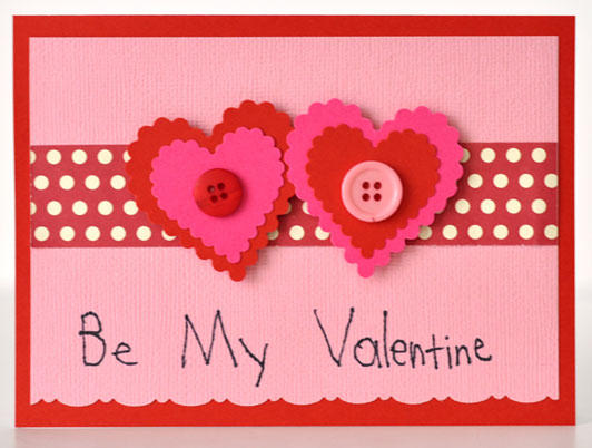Kid's Valentine Craft Ideas